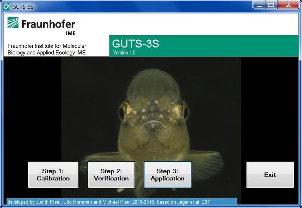screen GUTS-3S